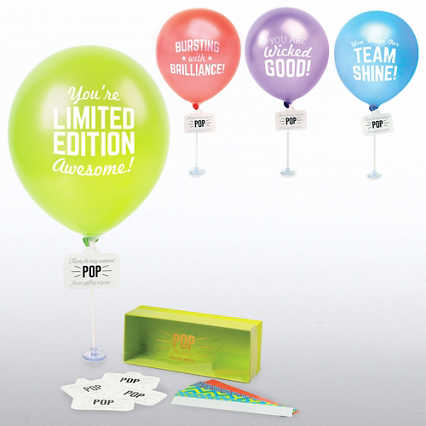 Pop for Praise - Brilliant Brights Collection