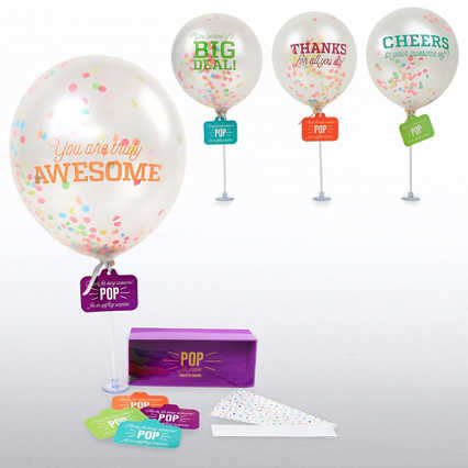 Pop for Praise -  Confetti Cheers Collection