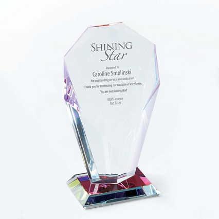 Vibrant Luminary Trophy - Spotlight