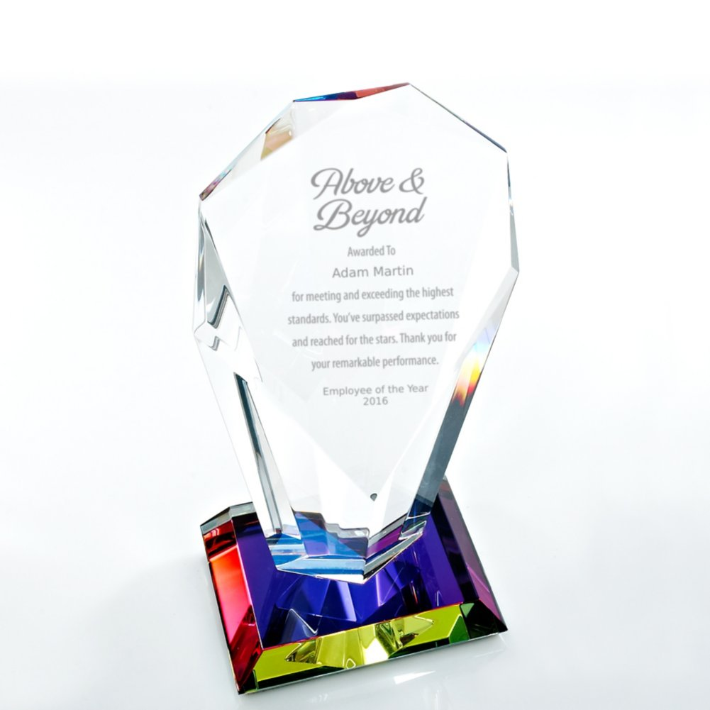 View larger image of Vibrant Luminary Trophy - Spotlight