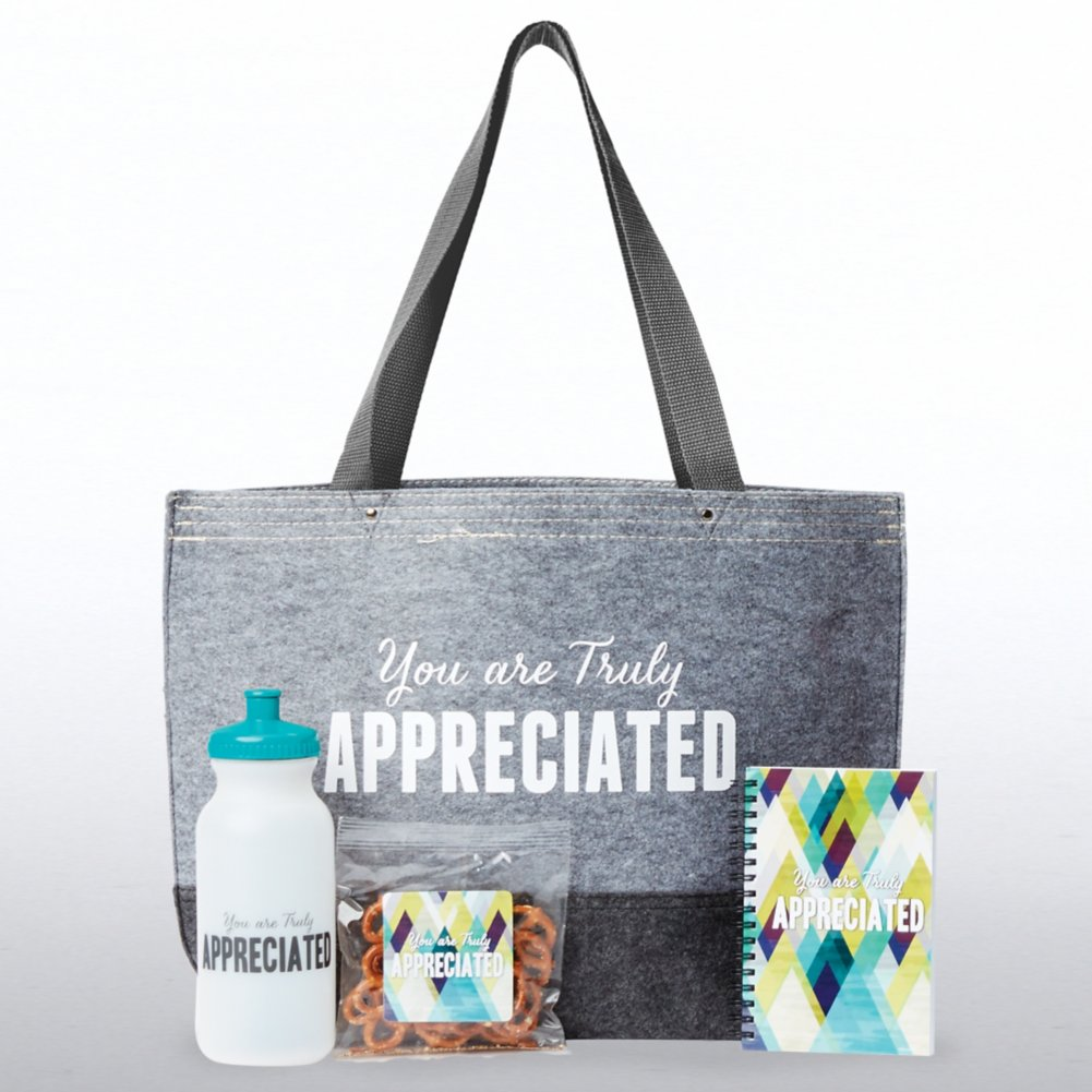 View larger image of Tote-ally Fantastic Gift Set - You are Truly Appreciated
