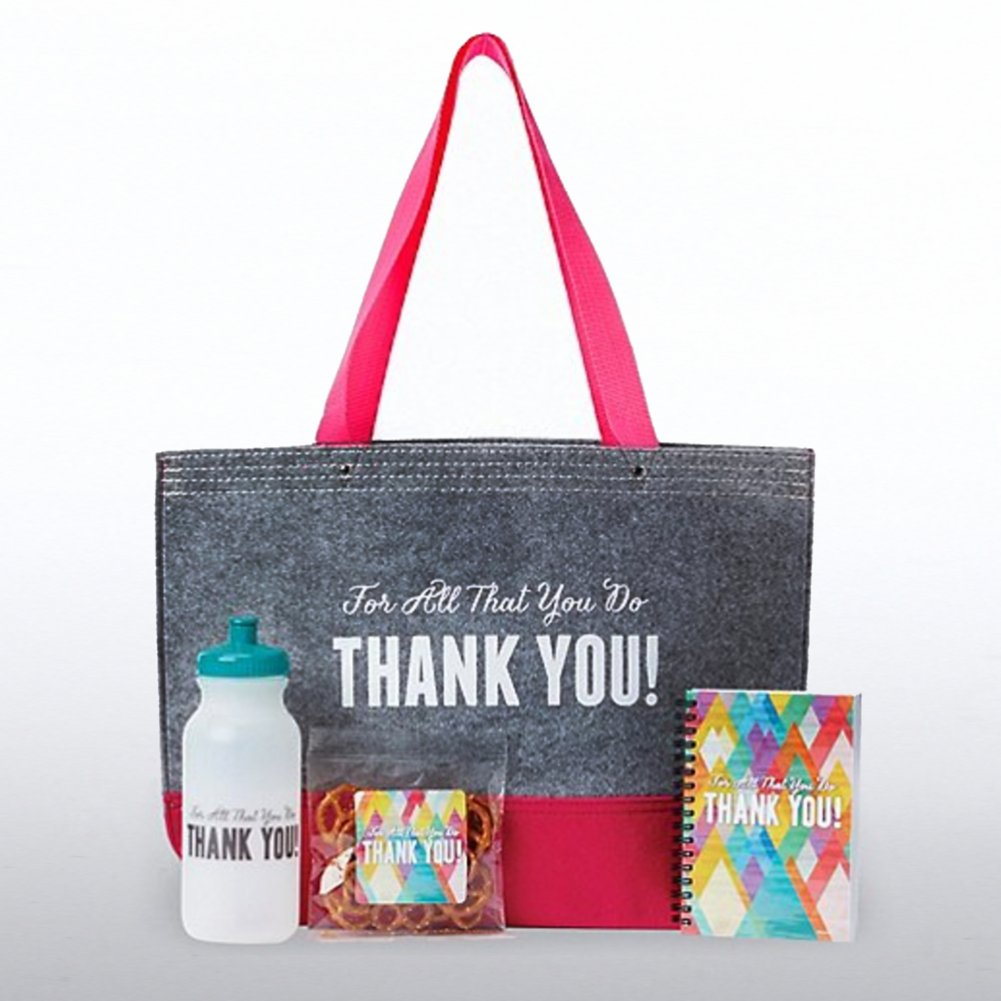 View larger image of Tote-ally Fantastic Gift Set - For All That You Do Thank You