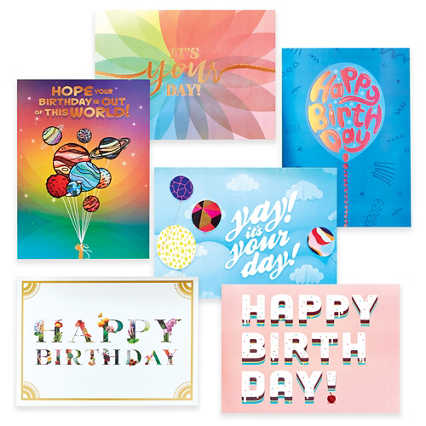 Classic Celebrations - It's Your Birthday - Foil Accents