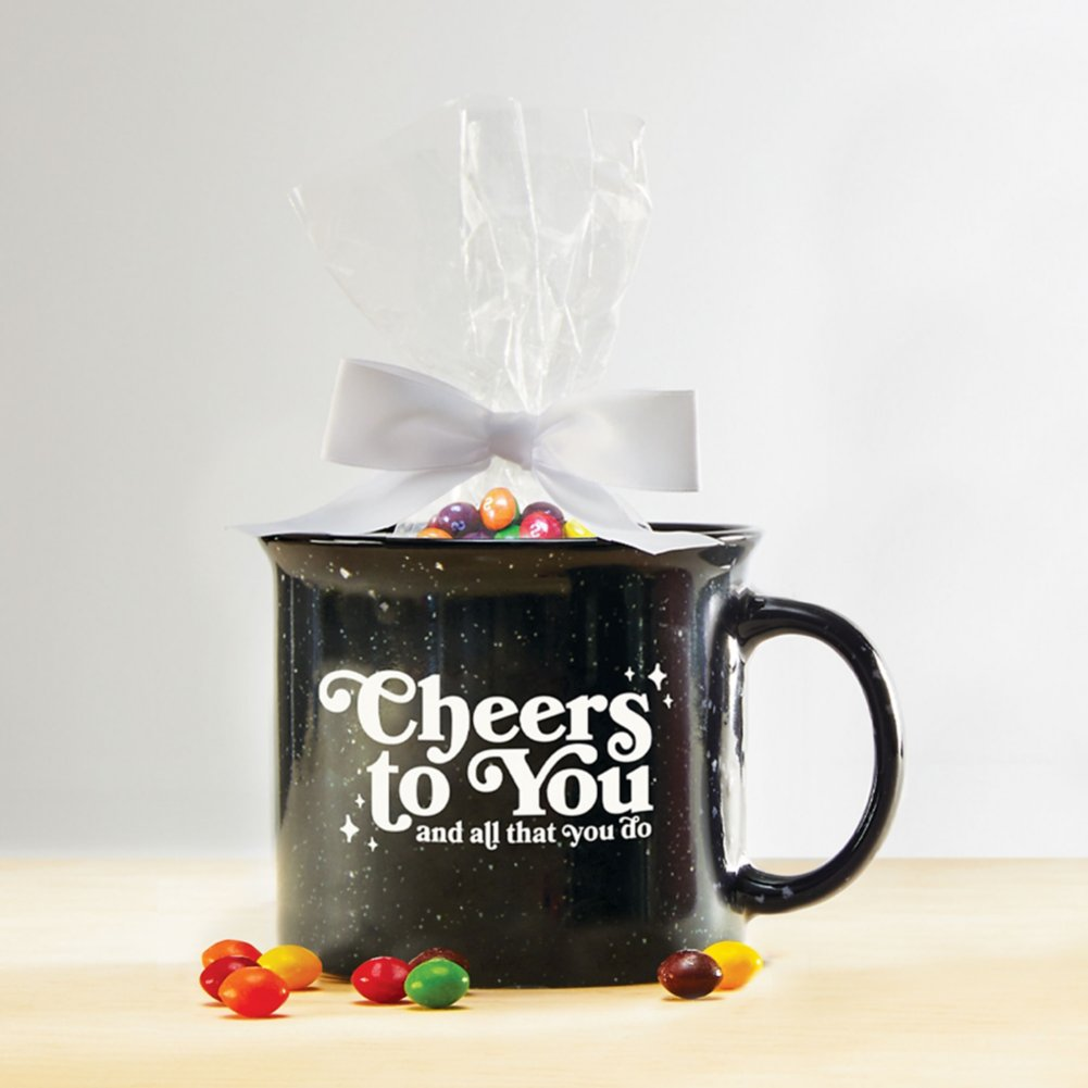 View larger image of Campfire Mug Gift Set - Cheers to You