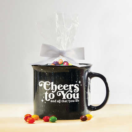Campfire Mug Gift Set - Cheers to You