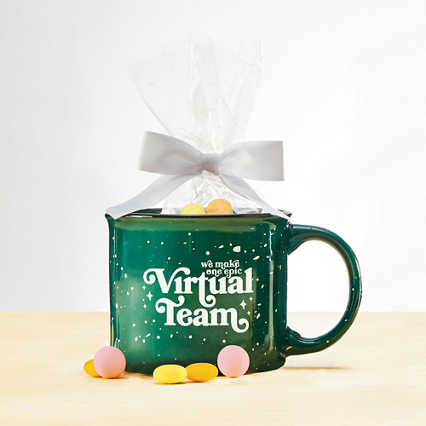 Campfire Mug Gift Set - Virtual Team