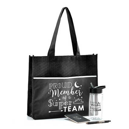 Value Office Essentials Gift Set - Super Team