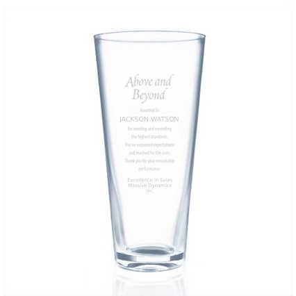 Executive Crystal Vase
