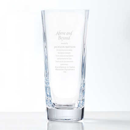 Executive Crystal Vase