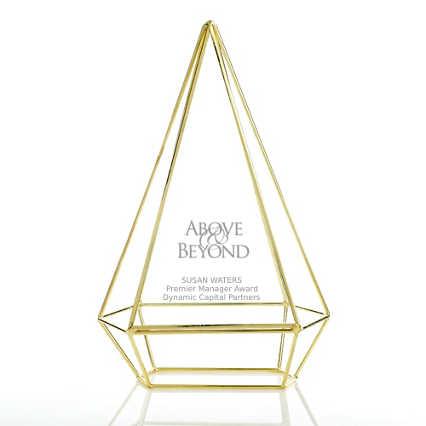 Artful Desktop Trophy - Spire