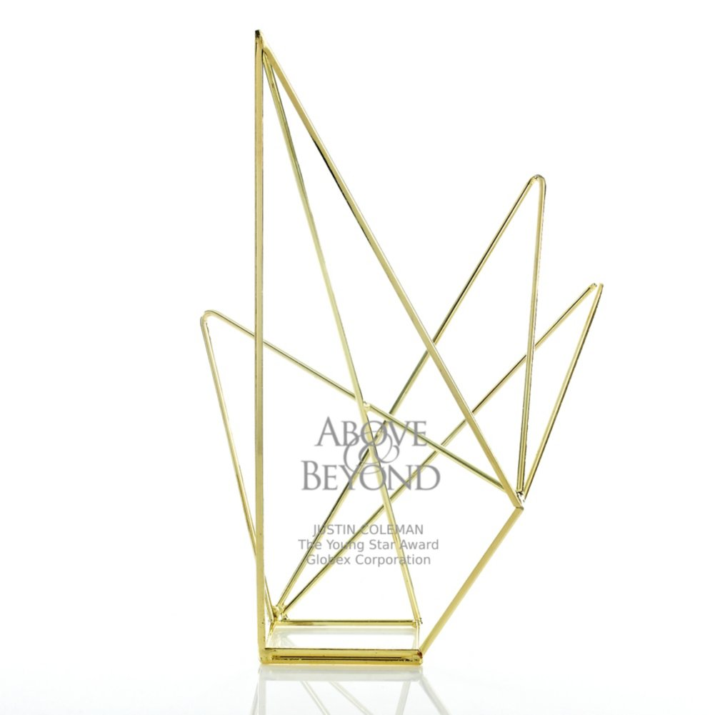 View larger image of Artful Desktop Trophy - Winged