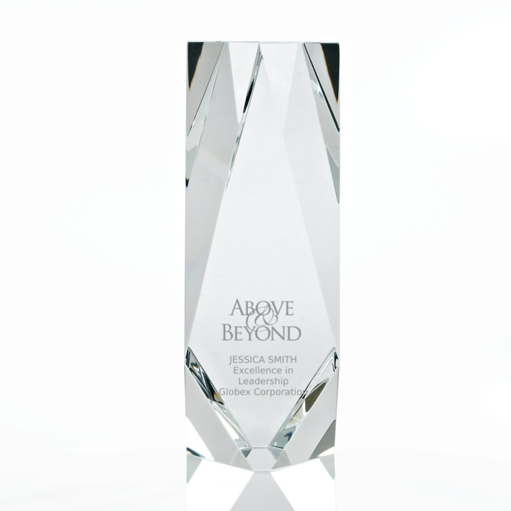 View larger image of Iconic Crystal Award - Brilliantly Cut Marquise