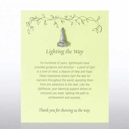 Character Pin - Lighthouse: Lighting the Way