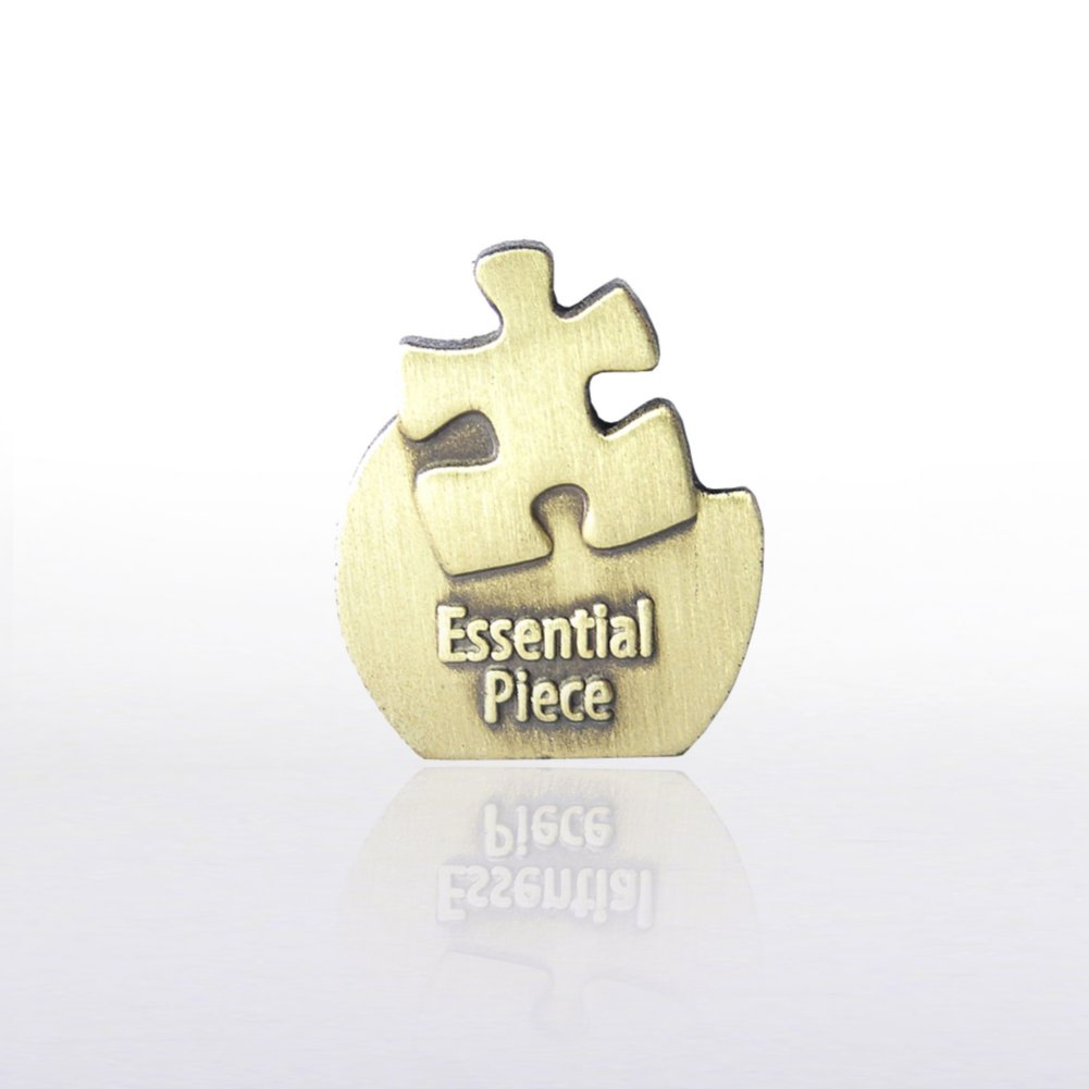 View larger image of Lapel Pin - Eclipse - Essential Piece