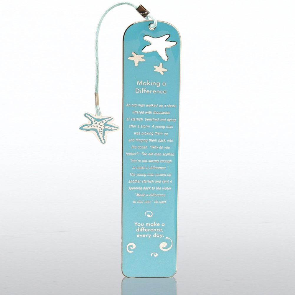 View larger image of ReMARKables Bookmark - Starfish: Making a Difference