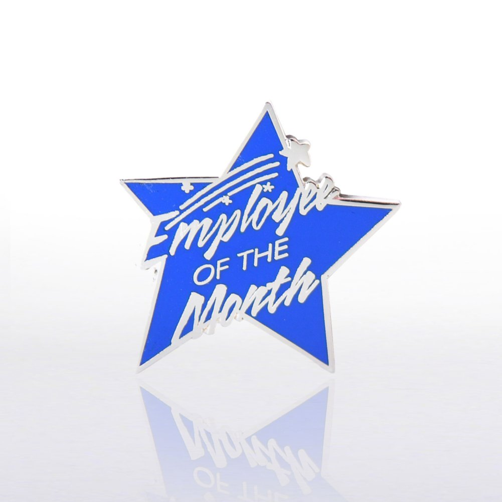 View larger image of Lapel Pin - Employee of the Month - Multi Color