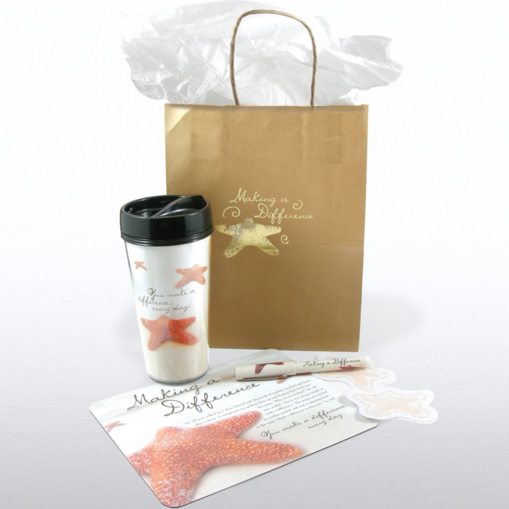 View larger image of Theme Gift Set - Starfish: Making a Difference