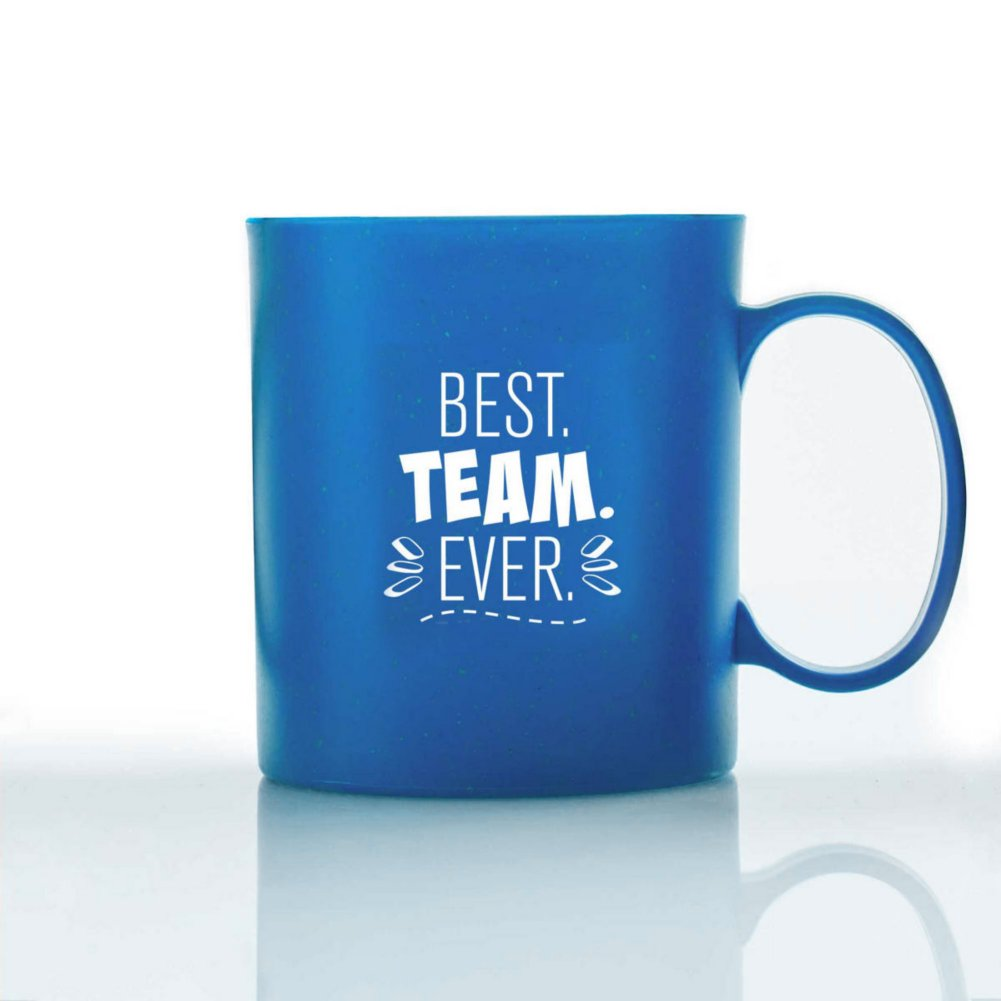 View larger image of Eco-Smart Wheat Mug - Best Team Ever