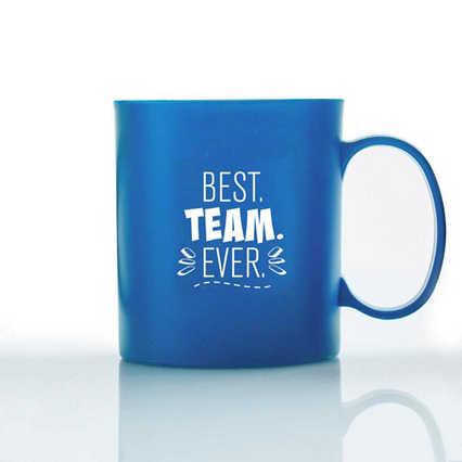 Eco-Smart Wheat Mug - Best Team Ever