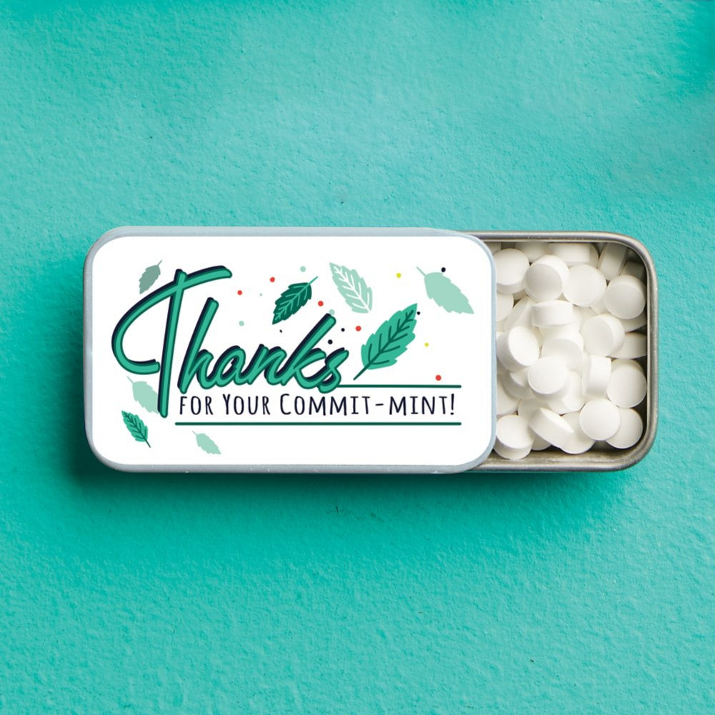 View larger image of Minted Praise - Commit-mint
