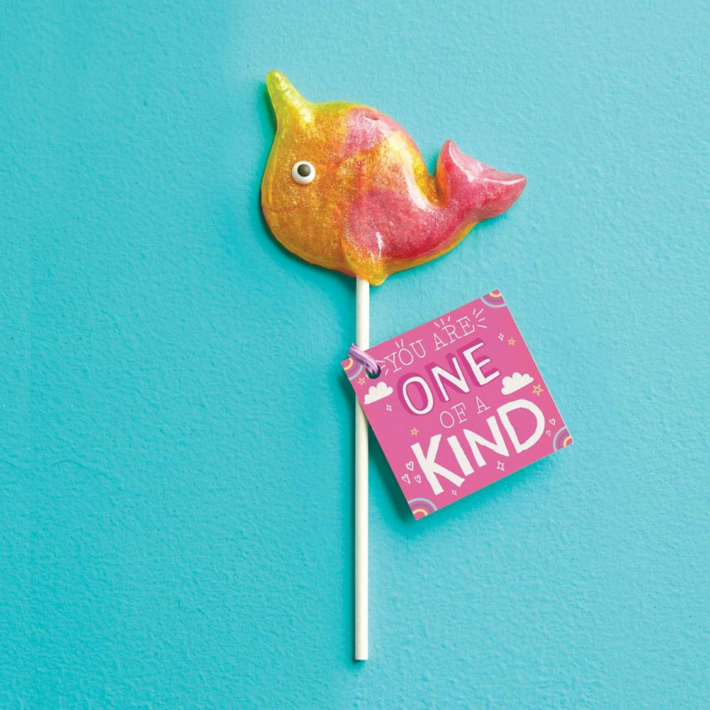 View larger image of Mythical Narwhal Lollipop - One of a Kind
