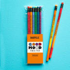 View larger image of Feelin' Good Color Changing Pencil Pack - Team