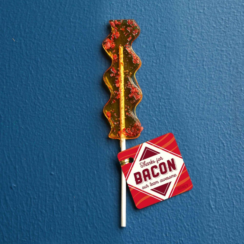 View larger image of Better Than Bacon Lollipop - Bacon Our Team Awesome