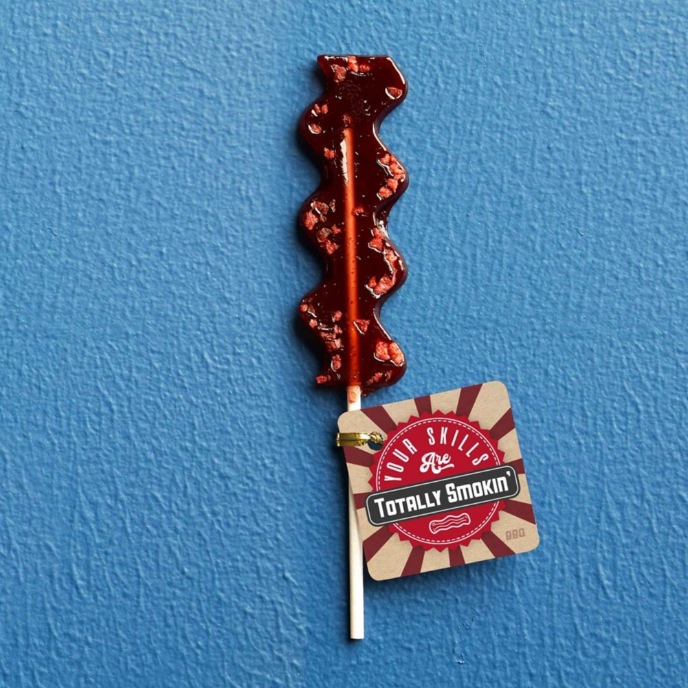 View larger image of Better Than Bacon Lollipop - Totally Smokin'