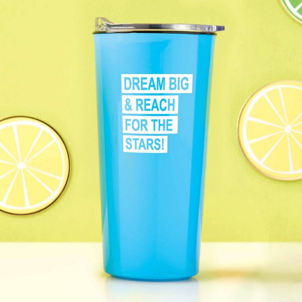 View larger image of Road Trip Travel Mug - Dream Big