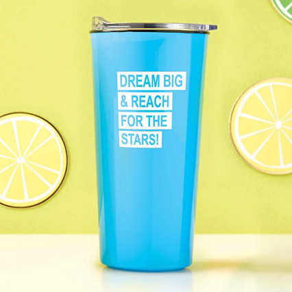 Road Trip Travel Mug - Dream Big