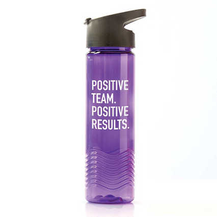 Wave Rider Value Water Bottle - Positive Team