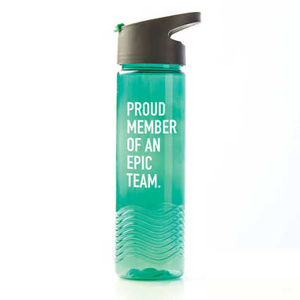 Wave Rider Value Water Bottle - Proud Member