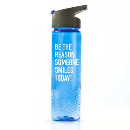 Wave Rider Value Water Bottle - Be the Reason