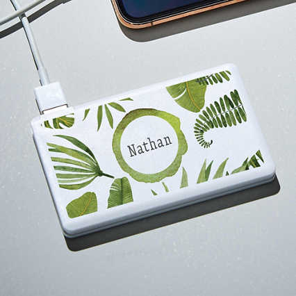 Pocket Power Bank - Personalized