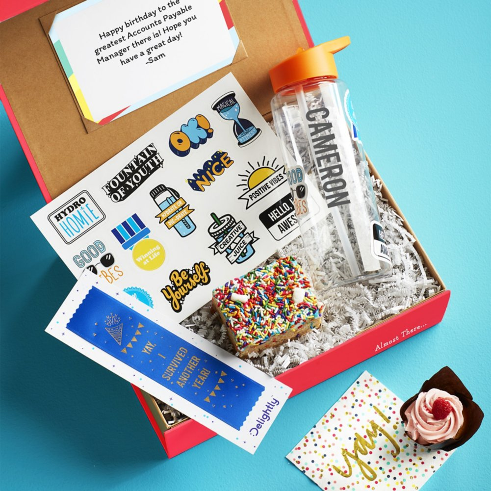 View larger image of Delightly: Birthday Wishes Kit