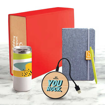 Delightly: The 'Happy You're Our Coworker' Kit