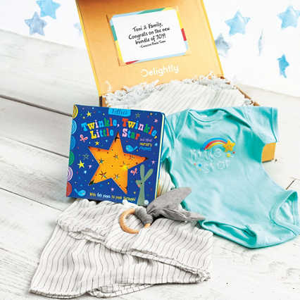 Delightly: Hello Baby Kit