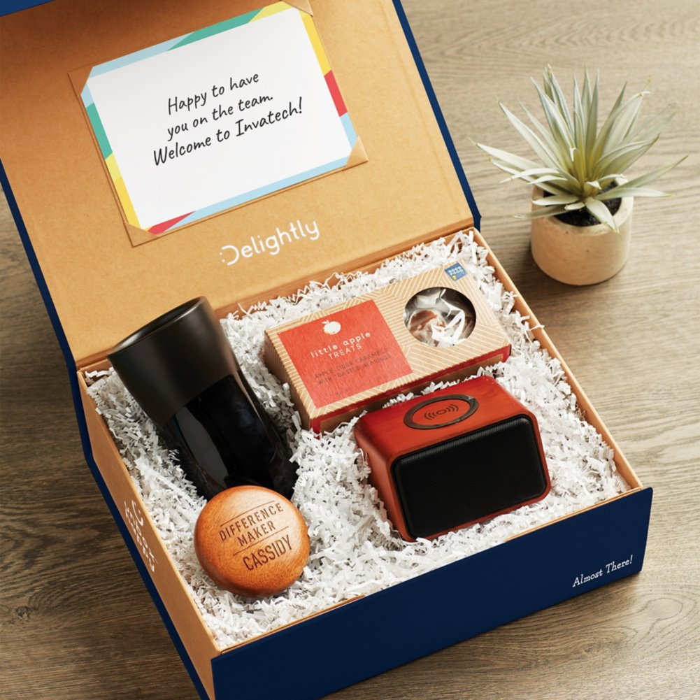 View larger image of Executive Welcome Delightly Kit