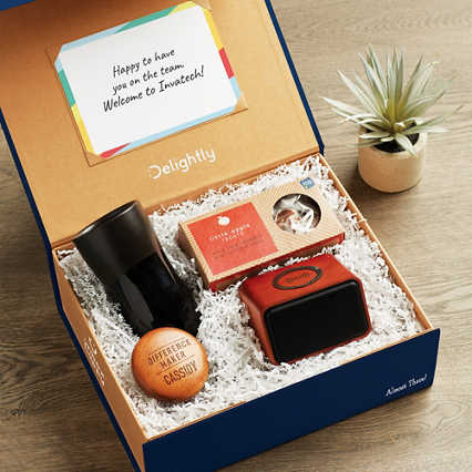 Delightly: A Lasting Impression Kit