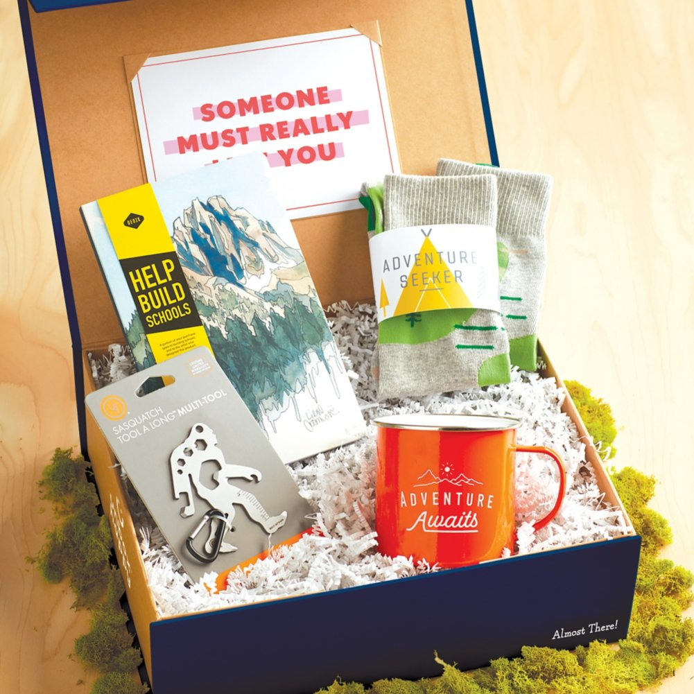 View larger image of Delightly: The Wanderlust Kit