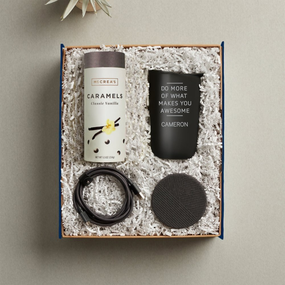 View larger image of Delightly: Luxe Tech Kit - Grey