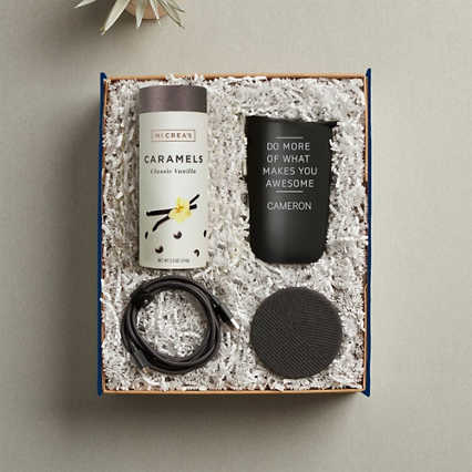 Delightly: Luxe Tech Kit - Grey
