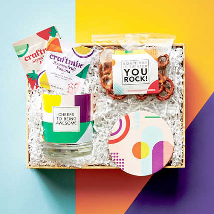 Delite by Delightly: Virtual Happy Hour Kit