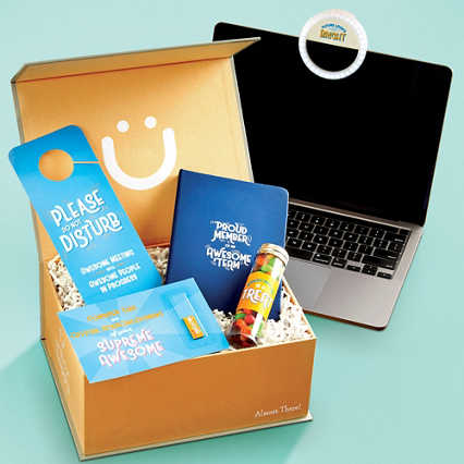 Delite by Delightly: Virtual Meeting Essentials Kit