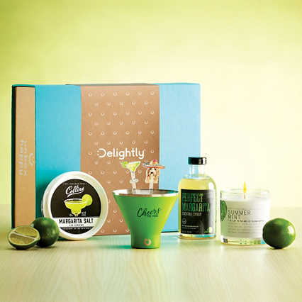 Delightly: It's Margarita Time Kit