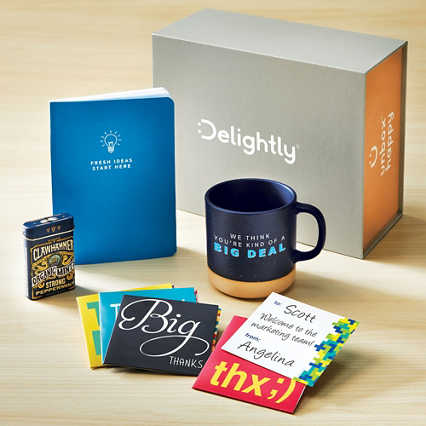 Delite by Delightly: Welcome to the Team Kit