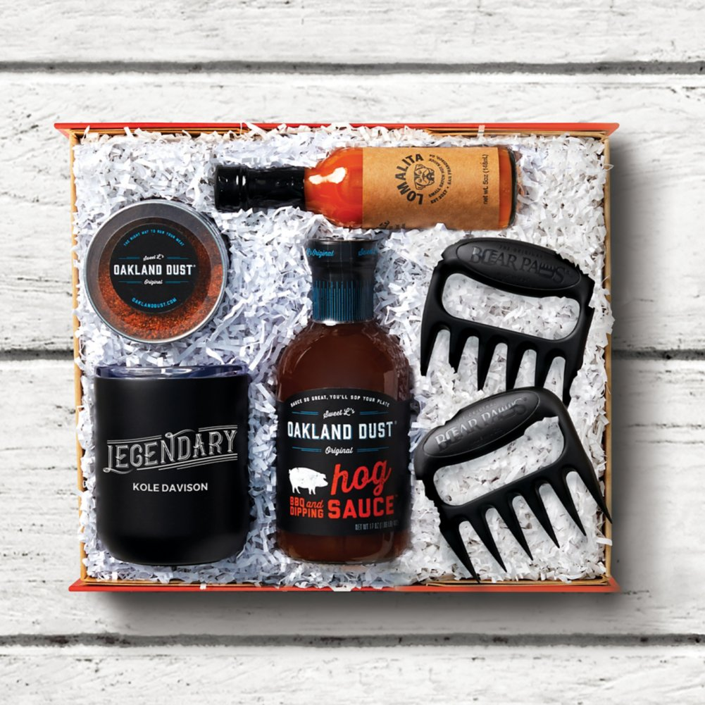 View larger image of Delightly: BBQ Kit