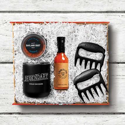 Delightly: BBQ Kit