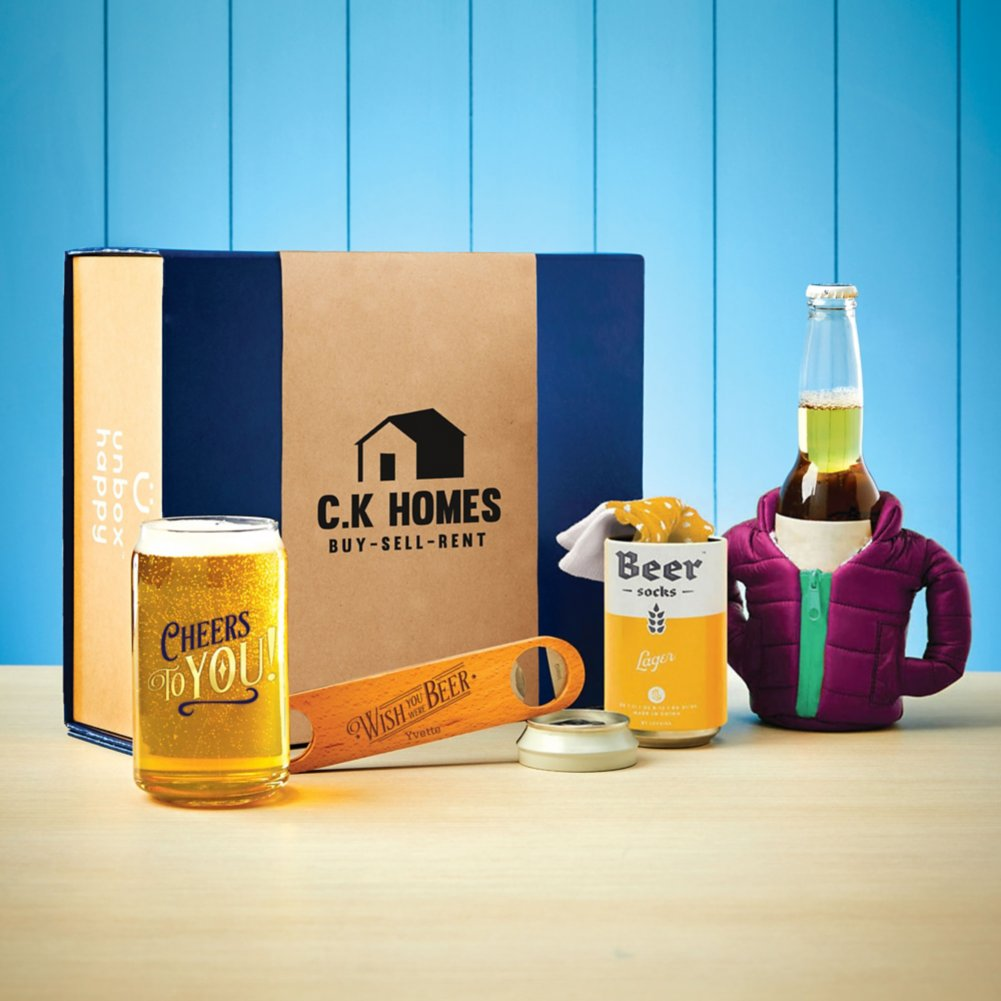 View larger image of Delightly: Cheers for Beers Kit