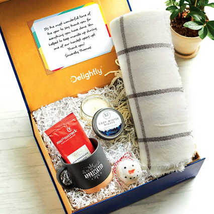 Delightly: Cozy Wishes Kit